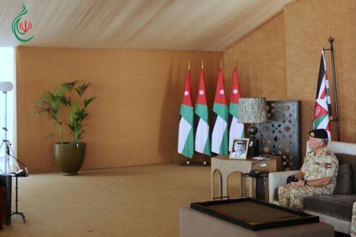 رسالة من أمير الكويت لملك الأردن تؤكد على أهمية القضية الفلسطينية والأزمات التي تشهدها المنطقة والتوصل إلى حلول سياسية