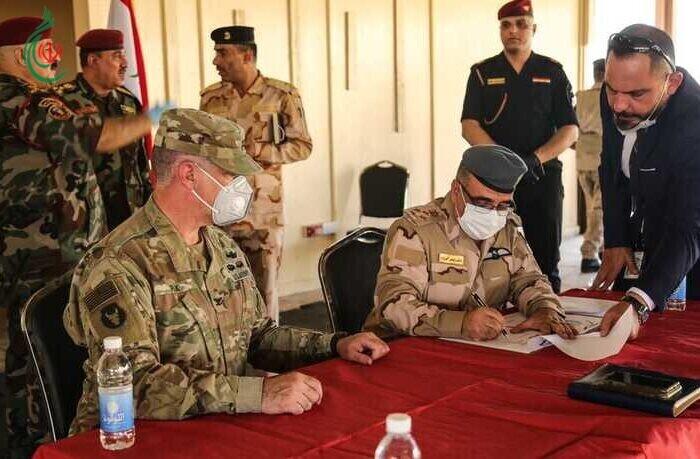 الخارجية العراقية تعلن عن تشكيل لجنة حكومية للتنسيق بشأن إعادة انتشار القوات الأميركية