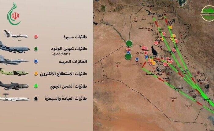 """وسط """"سبات"""" حكومي .. سماء العراق تتحول إلى حاضنة لـ""""الغربان الناعقة"""""""