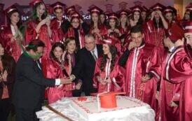 المدرسة الباكستانية تحتفل بتخريج الدفعة 34 من طلابها بمشاركة وزير التربية السوري الدكتور دارم طباع