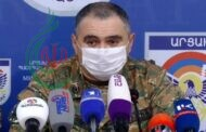 أرمينيا : مقتل نائب وزير الدفاع بجمهورية أرتساخ في هجمات أذرية تركية مشتركة