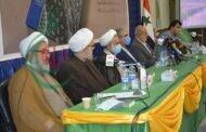 """في أجواء الوحدة الإسلامية مكتب القائد الخامنئي في سورية يقيمندوة فكرية ناقشت كتاب سماحة الإمام الخامنئي بعنوان """" في مدرسة الرسول الأعظم (ص) """""""