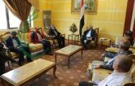 وزير التعليم اليمني يعزي السفير الإيراني في صنعاء باستشهاد العالم محسن فخري زاده