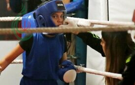 إنطلاق أول بطولة ملاكمة نسائية مطلقة في غزة