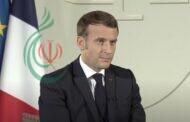 ماكرون : لم أقصد الإساءة للمسلمين والعالم الإسلامي .. الرئيس عباس يطالب بعقد مؤتمر دولي للسلام والذهاب للمفاوضات