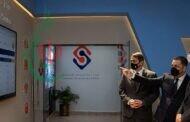 الرئيس الأسد يزور مركز خدمة المواطن الالكتروني بدمشق الذي يوفر على المواطن الكثير من الوقت والجهد والمال