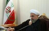 الرئيس حسن روحاني : يحق لنا الرد على جريمة إغتيال فخري زاده في التوقيت المناسب