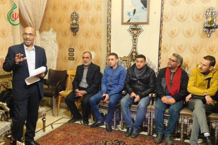 بيت الشاعر الدمشقي الراحل نزار قباني يستضيف