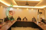 هيئة تجمع العلماء المسلمين تناقش بإجتماعها الأوضاع في لبنان والمنطقة وتصدر بياناً تطالب شعب المغرب الأبي والعروبي أن يقف في مواجهة التطبيع الصهيوأميركي