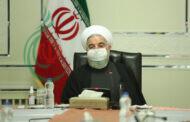 الرئيس حسن روحاني : في ظروف الحرب الاقتصادية تحولت كل أنحاء إيران إلى ورشة كبيرة
