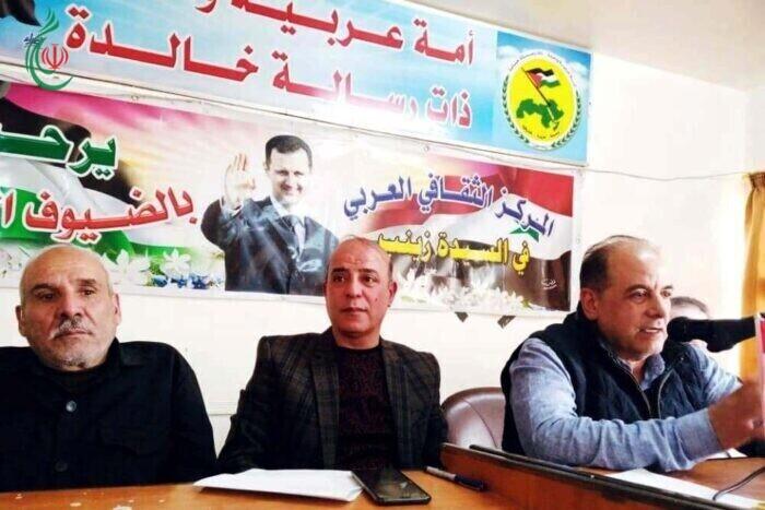 بمشاركة 65 طالباً وطالبة .. الفرقة الحزبية في مدينة