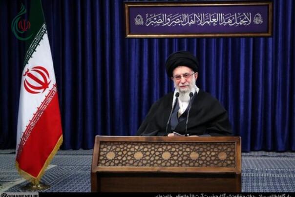 القائد المفدى الإمام الخامنئي : أمريكا تريد زعزعة الأمن في غرب آسيا .. والحظر بدأ يفقد تأثيره