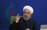 روحاني : سقوط ترامب نهاية للغطرسة والتمييز وانتهاك القوانين