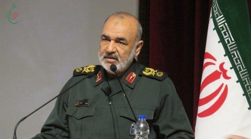 قائد حرس الثورة