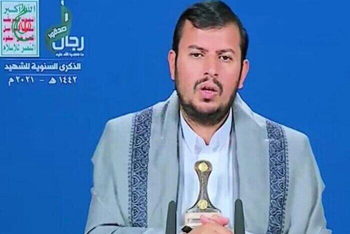 السيد عبدالملك الحوثي : سليماني والمهندس كانا قائدين من أحرار الأمة