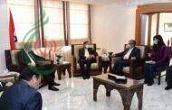 مباحثات إيرانية سورية حول تعزيز أفاق التعاون في مجال الإعلام بين البلدين