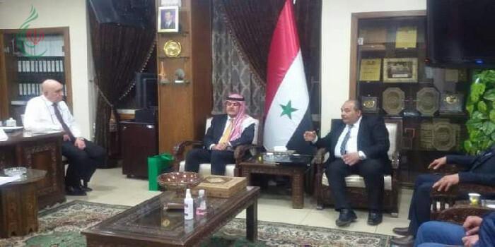 مباحثات سورية عراقية أردنية لتسهيل انسياب البضائع