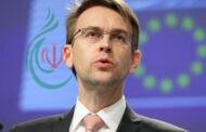المتحدث باسم الاتحاد الأوروبي : نطالب واشنطن برفع العقوبات حتى تلتزم طهران بالاتفاق النووي