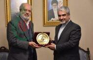 جمعية الصداقة الفلسطينية الإيرانية تهنئ