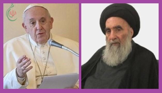 مكتب السيد السيستاني : تصريحات السفير العراقي في الفاتيكان حول مجريات سفر البابا للنجف الأشرف غير دقيقة
