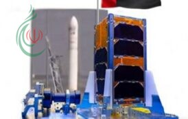 الإمارات : انطلاق القمر الصناعي
