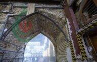 الاستمرارُ بأعمال تأهيل وتطوير بوّابة الإمام الحسن (عليه السلام) : صور