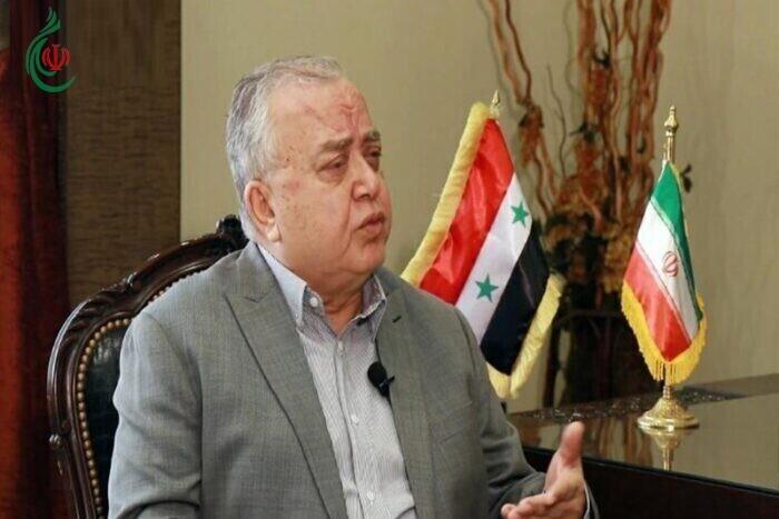 مسؤول سوري يدعو إلى تأسيس بنك مشترك مع إيران : فهد درويش : البلدان يخوضان حرباً إقتصادية اليوم