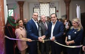 افتتاح مهرجان الياسمين والسنديان لرائدات الأعمال بحلب بمشاركة وزير السياحة المهندس محمد رامي رضوان مرتيني