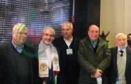 بمناسبة إنتهاء مهامه الدبلوماسية فصائل المقاومة الفلسطينية تُكرم الدكتور جواد تركآبادي سفير الجمهورية الإسلامية الإيرانية في سورية