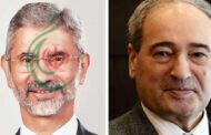 المقداد وجي شانكار يبحثان العلاقات السورية – الهندية وسبل تطويرها