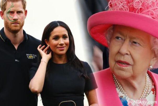 هل ستدفع الملكة العنصرية بعروسها نحو مصير الأميرة ديانا ..؟