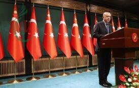 أردوغان : العنصرية الثقافية باتت مؤسساتية في أوروبا