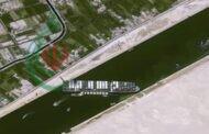 بلغ حمولها 200 ألف طن .. سفينة قناة السويس العالقة .. وحرب الحاويات وتحذيرات من كارثة حقيقية