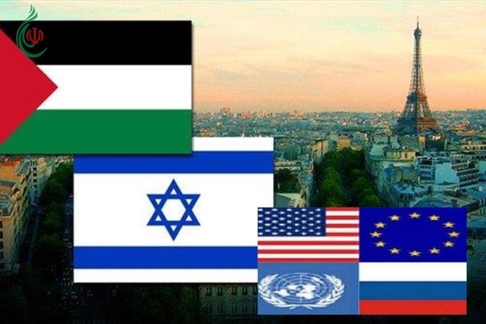 اللجنة الرباعية الدولية تدعو لاستئناف مفاوضات السلام بين الكيان الصهيوني والفلسطينيين