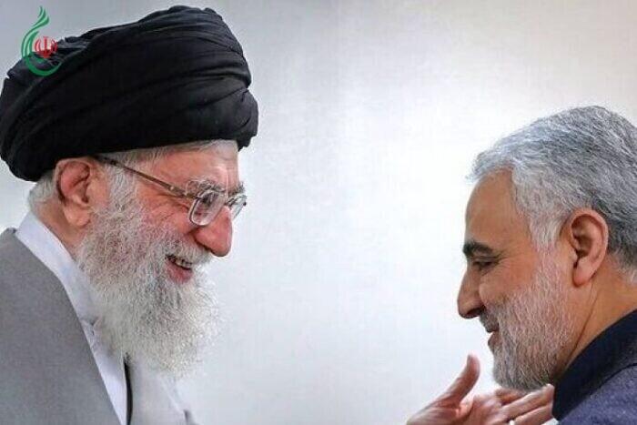 القائد المفدى الإمام الخامنئي : قاسم سليماني رجل الميدان وبطل إيران