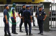 قائد الشرطة الماليزية لرجاله : تلقوا اللقاح أو إرحلوا