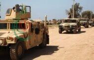 القوات المسلحة المغربية تدمّر آليات
