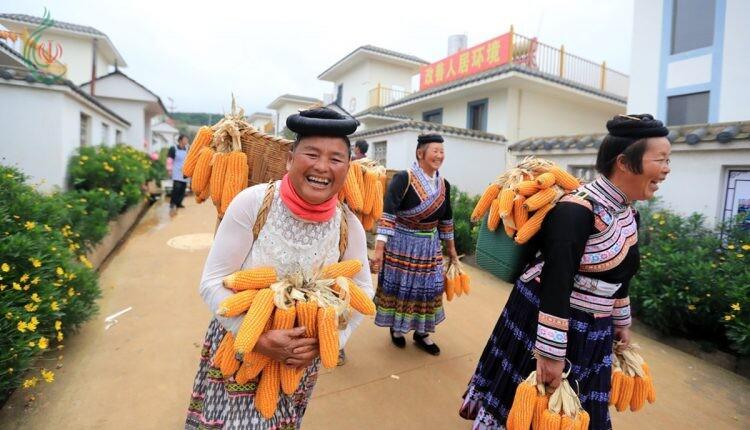 حملة الصين التاريخية ضد الفقر تدافع عن حقوق الإنسان