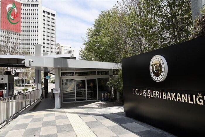 تركيا ترفض اتهامات