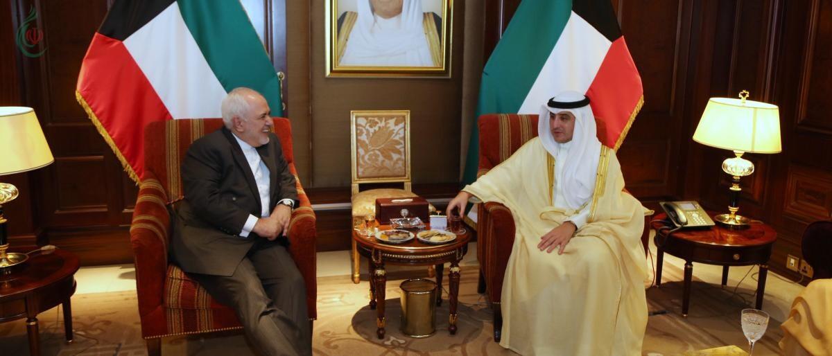الثالثة خليجياً .. ظريف يزور الكويت ضمن جولة إقليمية