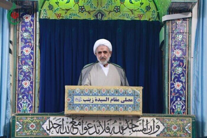 ممثل السيد القائد الإمام الخامنئي في سورية