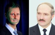 الرئيس البيلاروسي إلكسندر لوكاشينكو يهنئ الرئيس الأسد بفوزه بالانتخابات الرئاسية