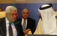 حمد بن جاسم يدعو رئيس دولة فلسطين المحتلة