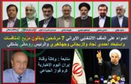 أضواء على الملف الانتخابي الايراني