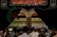 معالم الحزن تعم أرجاء مرقد أمير المؤمنين الإمام عليه السلام إحياءً لذكرى شهادته الأليمة