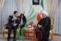 الرئيس حسن روحاني يهنئ الرئيس الأسد بفوزه بالانتخابات الرئاسية
