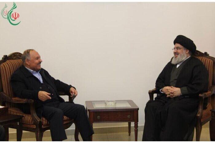 جبهة النضال الشعبي الفلسطيني تهنئ سماحة السيد حسن نصر الله وقيادة حزب الله بعيد المقاومة والتحرير