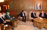 بهدف تعزيز العلاقات الاقتصادية والاستثمارية بين البلدين .. رئيس اللجنة الاقتصادية السورية الإيرانية المشتركة
