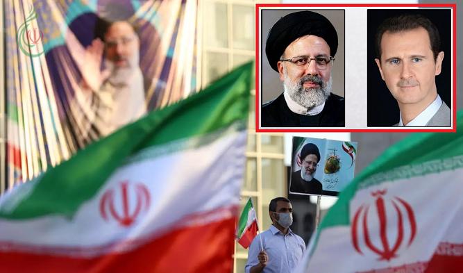 الرئيس الأسد يهنئ الرئيس الإيراني المنتخب إبراهيم رئيسي