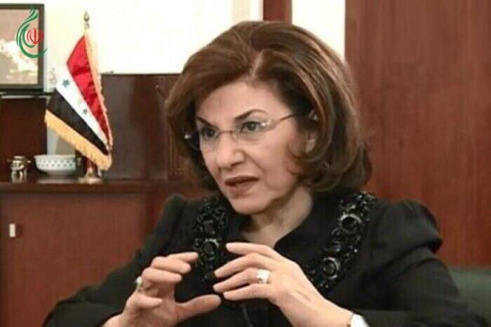 الدكتورة بثينة شعبان : أولوية سياسة الرئيس الأسد هي تحرير الأراضي السورية
